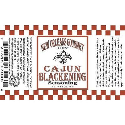 New Orleans Gourmet Foods Blackening Seasoning