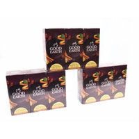 Good Earth Original Sweet and Spicy Herbal Tea Blend 9 Pack Caffeine Free