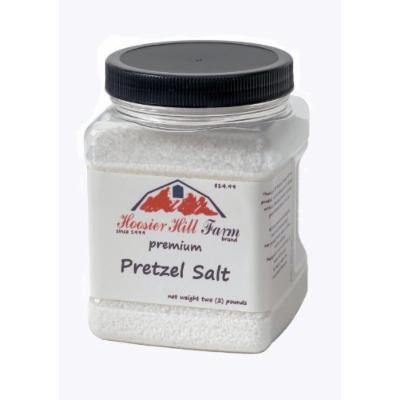 Hoosier Hill Farm Coarse Pretzel Salt, 2 lbs