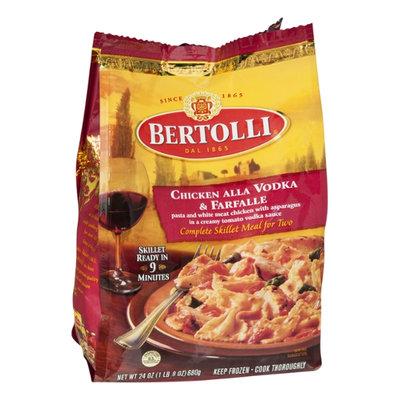Bertolli Complete Skillet Meal for Two Chicken Alla Vodka & Farfalle