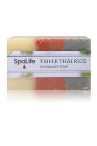 Msl-soap1-tt SpaLife Handmade Soap Triple Thai Rice