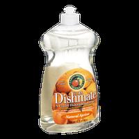 Earth Friendly Ultra Dishmate Natural Apricot Liquid Dishwashing Cleaner
