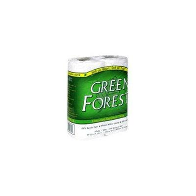 Green Forest 62311 Bath Tissue White 2-Ply