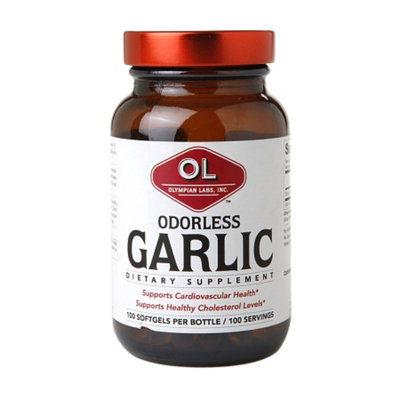 Olympian Labs Odorless Garlic