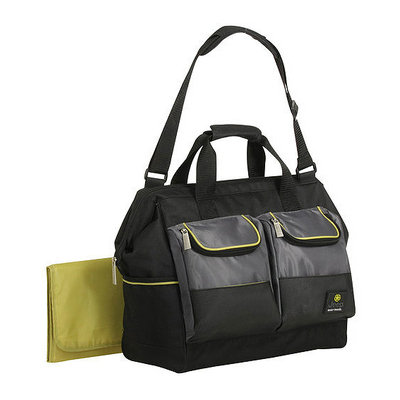 Jeep Clamshell Diaper Bag