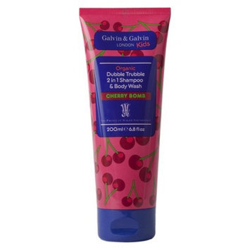 Dubble Trubble Cherry 2 in 1 Shampoo & Body Wash - 6.8 fl oz