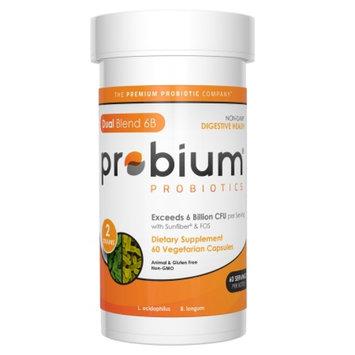 Probium Probiotics Dual Blend 6B, 60 ea