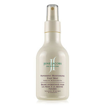 June Jacobs Spa Collection Peppermint Moisturizing Foot Mist