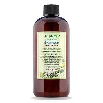 JustNatural Organic Care Just Natural Thicker Hair Shampoo
