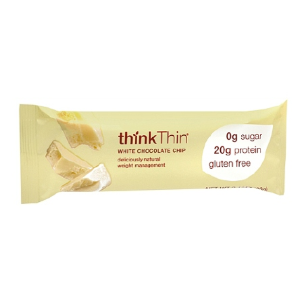 thinkThin White Chocolate Chip Protein Bar