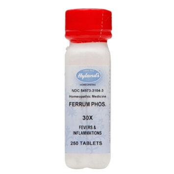 Hyland's Ferrum Phosphate Tablets, 250 ea