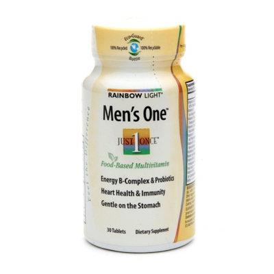 Rainbow Light Men's One Multivitamin + Enzyme