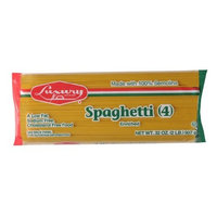 Luxury Spaghetti, 32-Ounce (Pack of 6)