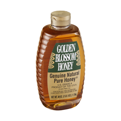 Golden Blossom Honey Genuine Natural Pure