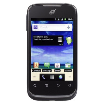 Net10 Huawei Ascend II Pre-Paid Cell Phone - Black (NTHUM865CP)