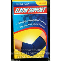 (1) Dura-Aid Dura Aid Elastic Elbow Middle Arm Support Brace for Sports Arthritis Carpal Tunnel and more