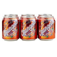 Orangette Orange Soda, 8 fl oz, 6-Pack