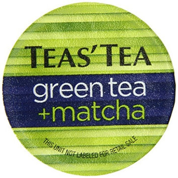 Teas Tea Tea's Tea - Green Tea Plus Matcha - 12 K-Cups