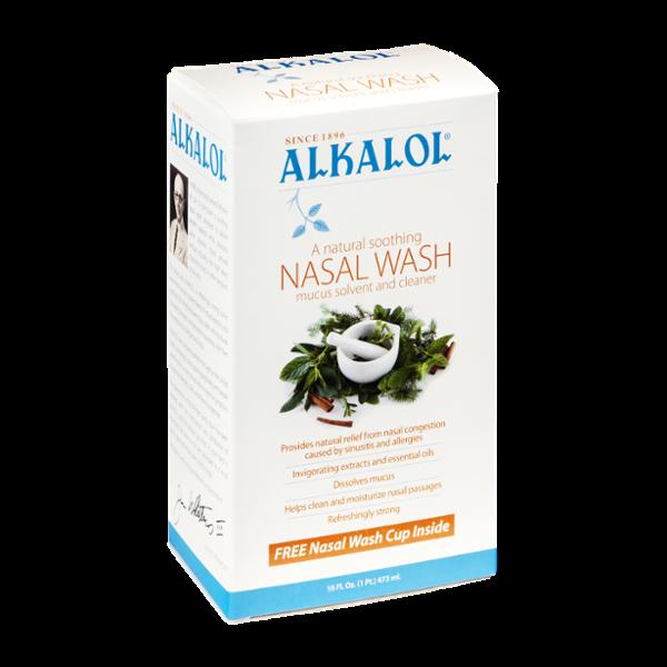 Alkalol Nasal Wash Reviews 2019
