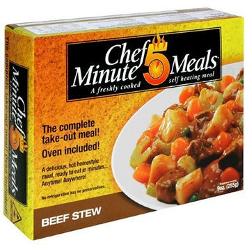 Chef 5 Minute Meals Beef Stew (Pack of 6)