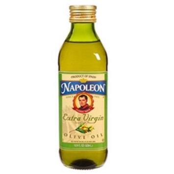 Southeastern Mills B13324 Napoleon Extra Virgin Olive Oil - 12x16.9Oz