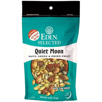 Generic Eden Selected Quiet Moon Nuts, Seeds & Dried Fruit, 4 oz