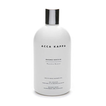 ACCA KAPPA White Moss Shower Gel