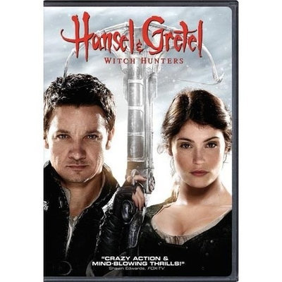 Hansel And Gretel: Witch Hunters (Walmart Exclusive) (With INSTAWATCH) (Widescreen)