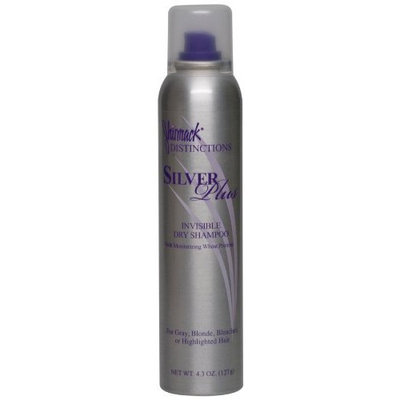 Jhirmack Distinctions Silver Plus Invisible Dry Shampoo Hair Shampoos