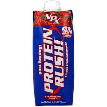 Vpx Protein Rush, Cookies & Cream, 17fl. oz. (Pack of 12)