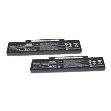 Battery for Samsung AA-PB9MC6B (2-Pack) Laptop Batteries