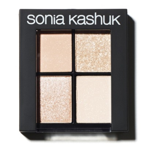 Sonia Kashuk Eye Shadow Quad - Shimmering Sands 16