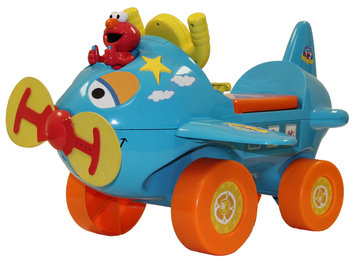 Tek Nek Sesame Street SESAME STREET Fly with Elmo - TEK NEK TOYS INTERNATIONAL, INC.
