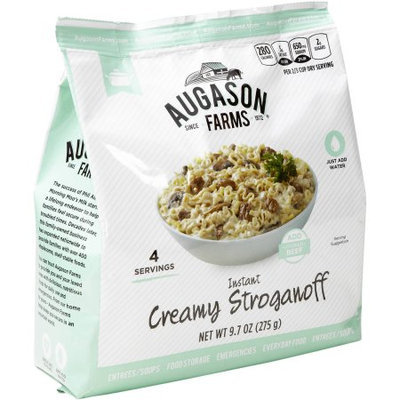 Augason Farms Instant Creamy Stroganoff, 9.7 oz