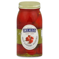 DeLallo Cherry Peppers, Hot - 25.5 oz