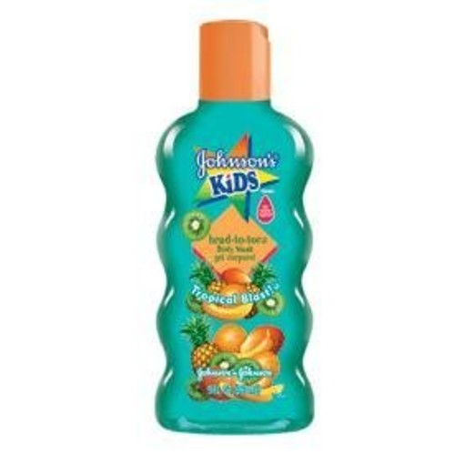 Johnson's Johnsons Kids Head to Toe Body Wash, Tropical Blast - 9 Oz