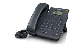 Yealink Enterprise Ip Phone With 1 Line