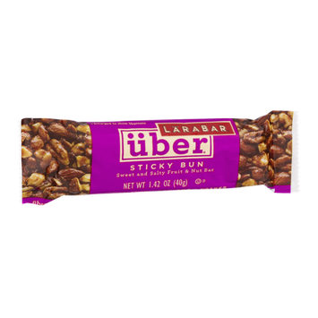 Larabar Uber Sweet And Salty Fruit And Nut Bar Sticky Bun