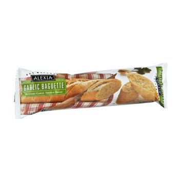 Alexia All Natural Garlic Baguette
