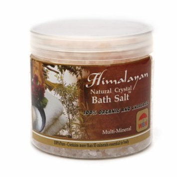 Natural Solution Himalayan Natural Crystal Bath Salt