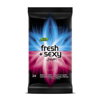 Fresh + Sexy Wipes by Playtex Travel Pack
