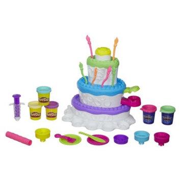 Play Doh Play-Doh Sweet Shoppe Cake Mountain Playset