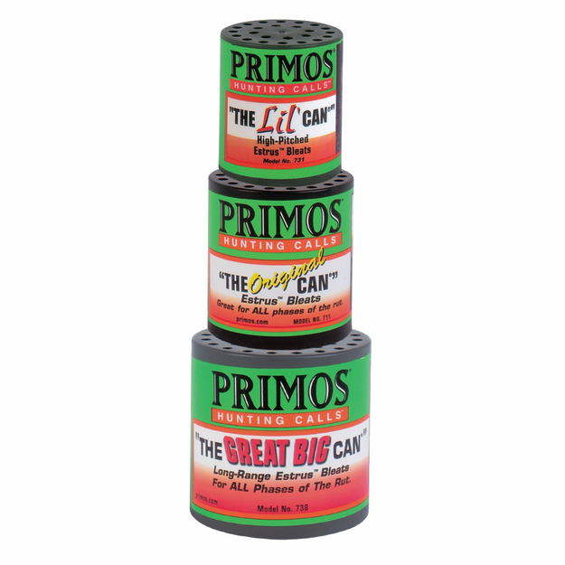 Primos The Can Family Pack 713 3 Pack