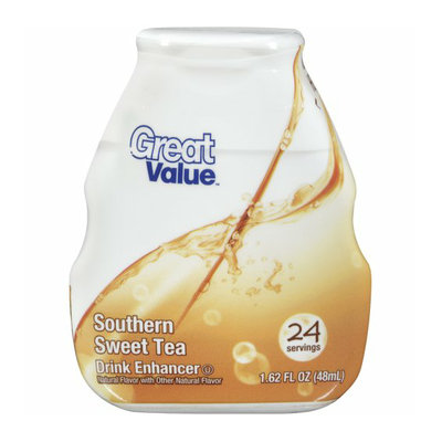 Great Value Southern Sweet Tea Drink Enhancer