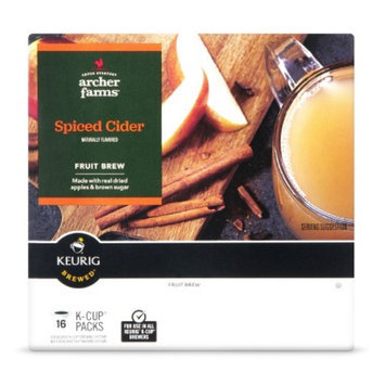 Archer Farms K-Cups Spiced Cider 16ct