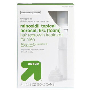 up & up Up & Up Foam Hair Regrowth Treatment For Men