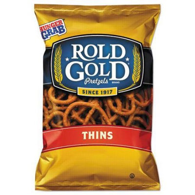 Frito-lay Inc. Tiny Twists Pretzels, 4 oz Bag, 20/Carton