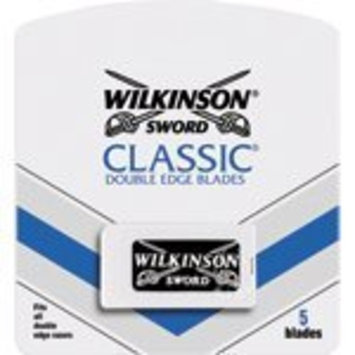 Schick Wilkinson Sword Classic Double Edge Razors - 10 Blades-Made in Germany