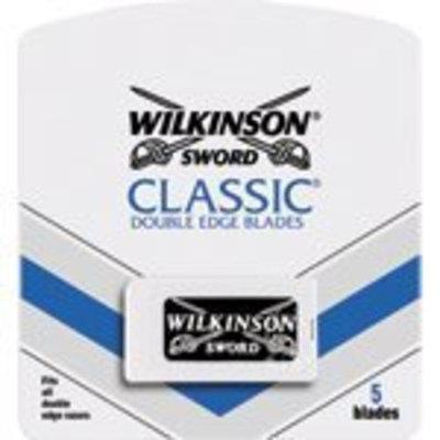 Schick Wilkinson Sword Classic Double Edge Razors - 10 Blades-Made in Germany