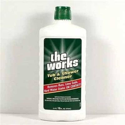 The Works Tub & Shower Cleaner 16 Fl Oz